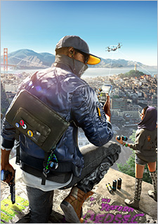 A scene from the game Watch Dogs 2 by Ubisoft
