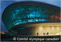 Photo du stade olympique de Sotchi