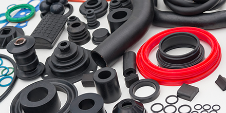 Photo of various parts and seals