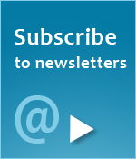 Illustration indicating : Subscribe to newsletters