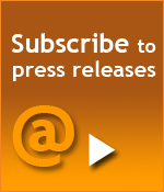 Illustration indicating : Subscribe to the press releases