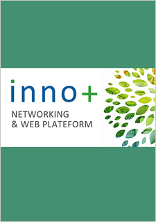 Logo indicating Inno + Networking and web plateform