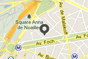 Google map showing the Paris office.