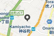 Google map showing the Tokyo office.