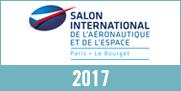 Logo de Paris Le Bourget - 2017