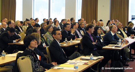 Photo of the second edition of the International Cancer Cluster Showcase, held in Chicago in 2013