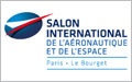 Logo of  the International Paris-Le Bourget Air Show