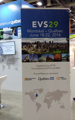 Photo of EVS29 Banner