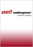 Illustration indicating Bell Helicopter, A Textron Company