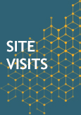 "Illustration with a text indicating ""Site visits"""