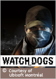 Photo of a scene from the game Watch Dogs by Ubisoft, Courtesy of Ubisoft Montréal