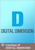 The Digital Dimension logo, courtesy of Digital Dimension