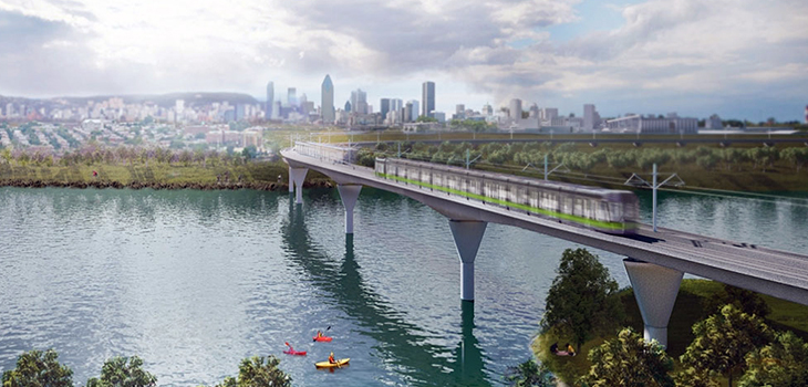 Infographic - The new Champlain Bridge