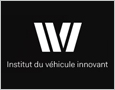 The logo of the Institut du véhicule innovant