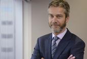 Photo de M. Guy Leblanc, nouveau PDG d'Investissement Québec