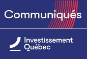 Bannière Communiqués Investissement Québec