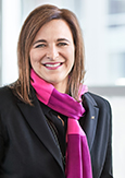 MARIE ZAKAÏB, Vice-President, Talent, Culture and Corporate Communications