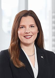 Marie-Josée Lapierre, Vice-présidente, Affaires juridiques et secrétaire de la Société