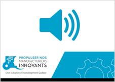 Publicité radio manufacturiers innovants