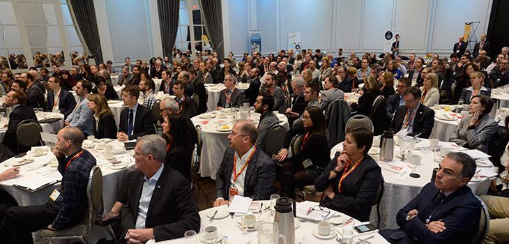 Photo des participants de la tournée Initiative manufacturière, à Laval