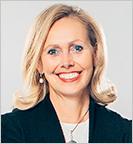 Photo de madame Monique F. Leroux, présidente du conseil d'administration d'Investissement Québec