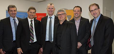 Photo de l'équipe d'Investissement chez Rocand