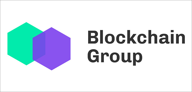 The Blockchain Group's logo