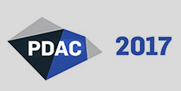 Logo de PDAC 2017