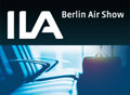 Logo of ILA Berlin Air Show