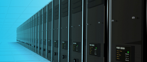 Photo of a Data Centre