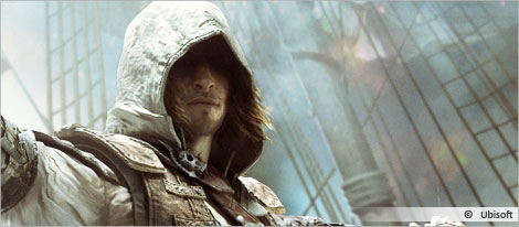 Picture of a scene from the game Assassin's Creed by Ubisoft Montréal, courtesy of Ubisoft Montréal