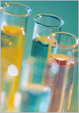 Photo of test tubes
