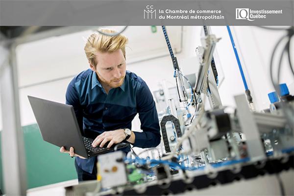 Forum stratégique sur le manufacturier innovant - le 7 avril 2017 à Montréal