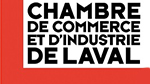 Logo de La Chambre de commerce et d'Industrie de Laval