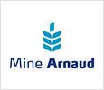 Logo of Mine Arnaud inc.