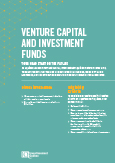 Illustration of the cover of the document Venture capital and investment funds