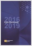 Couverture du document PDF Plan stratégique 2016-2019