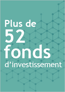 52 fonds d'investissement