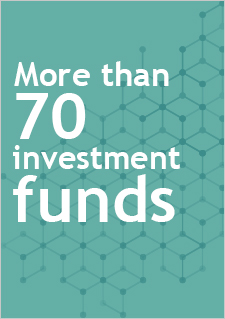 70 investment funds