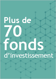 70 fonds d'investissement