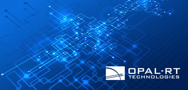 Logo d'OPAL-RT Technologies