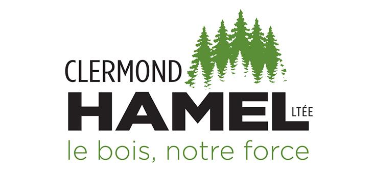 Logo de Clermond Hamel ltée