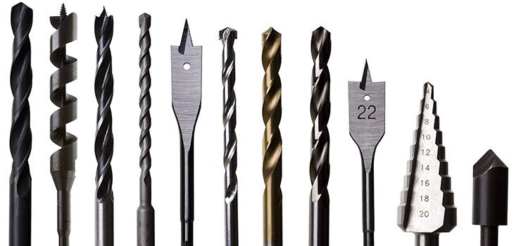 Photo de différents types de forets
