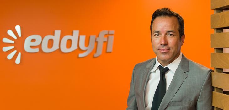 Photo de Martin Thériault, président d'Eddify