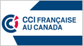 Logo of the Chambre de commerce et d'industrie française au Canada