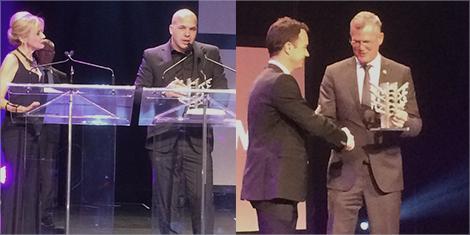 Photo des lauréats des Mercuriades 2017 - Manufacturiers innovants Investissement Québec