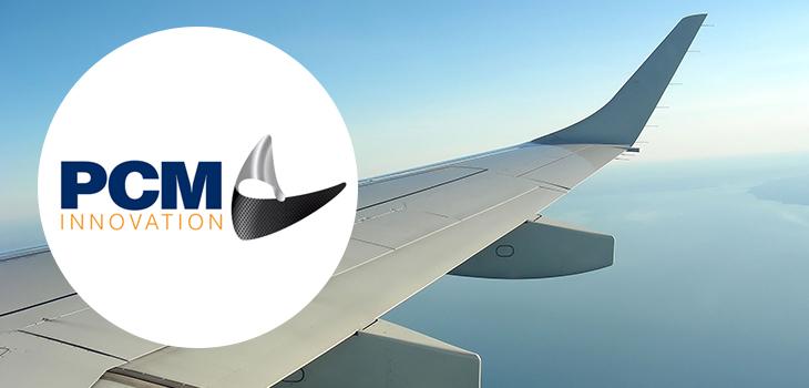 Photo d'une aile d'avion