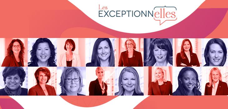 Bannière Les Exceptionnelles (Femmes IQ)