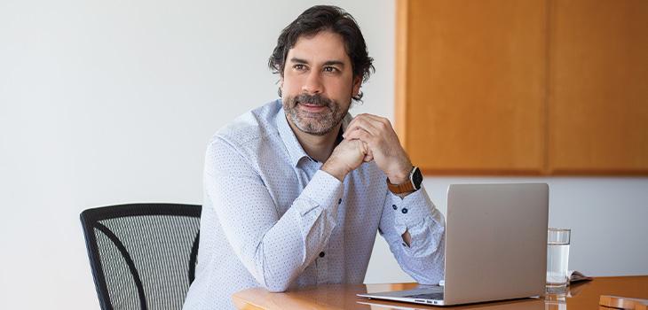 Photo de Christian Settano, premier vice-président, Finances, gestion des risques et technologies de l'information