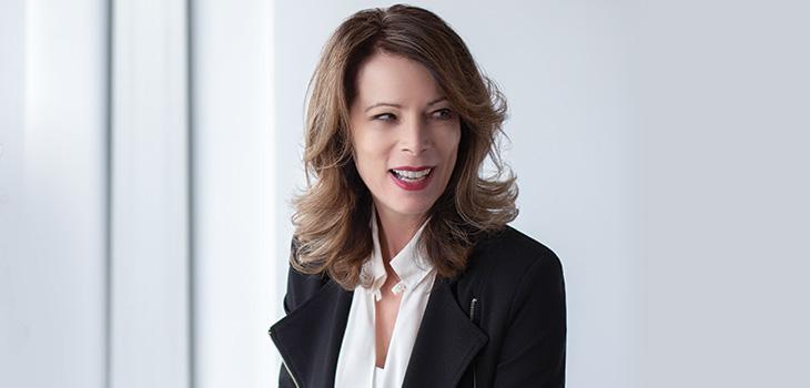 Photo de Sylvie Pinsonnault, première vice-présidente, Stratégies et solutions d'affaires